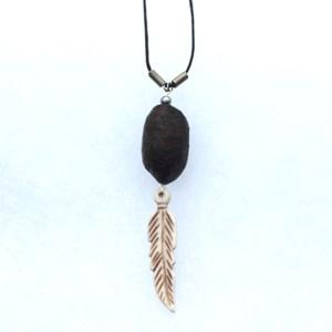 Alaska Moose Nugget Necklace 3
